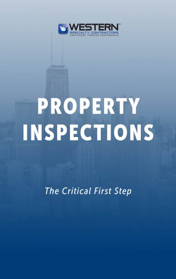 Property Inspections: The Critical First Step
