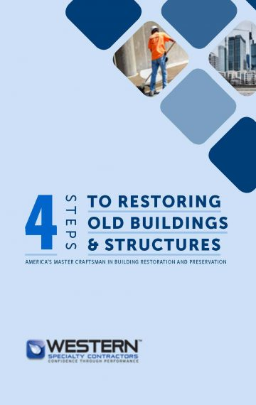 4 Steps to Restoring Old Buildings & Structures