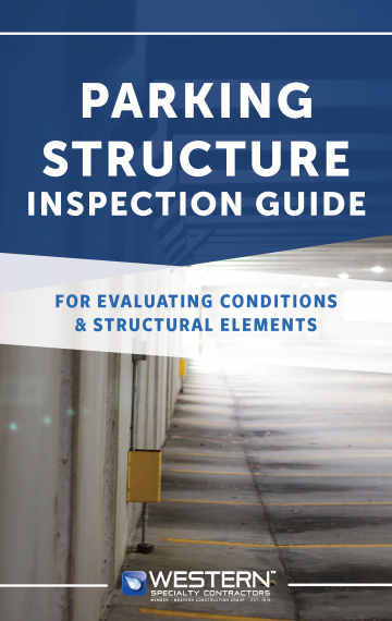 Parking Structure Inspection Guide